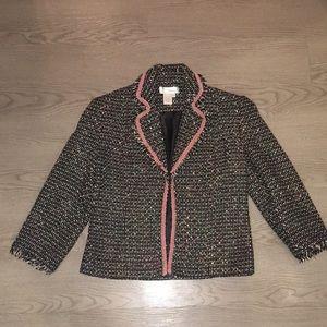Spiegel Tweed Jacket Women's Size 6